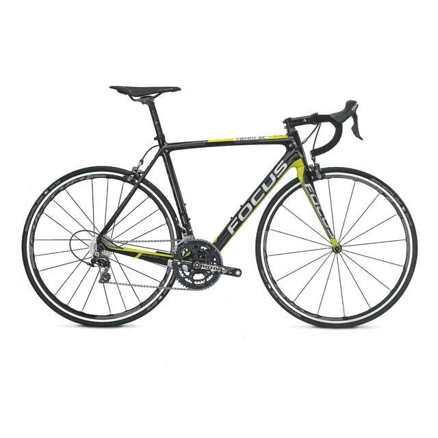 Izalco Team SL 3.0 Black/Yellow DI