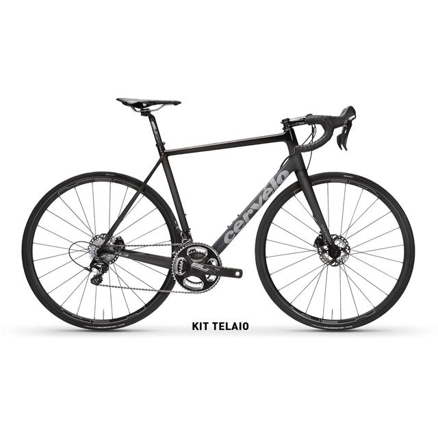R3 Disc Frameset Black DI