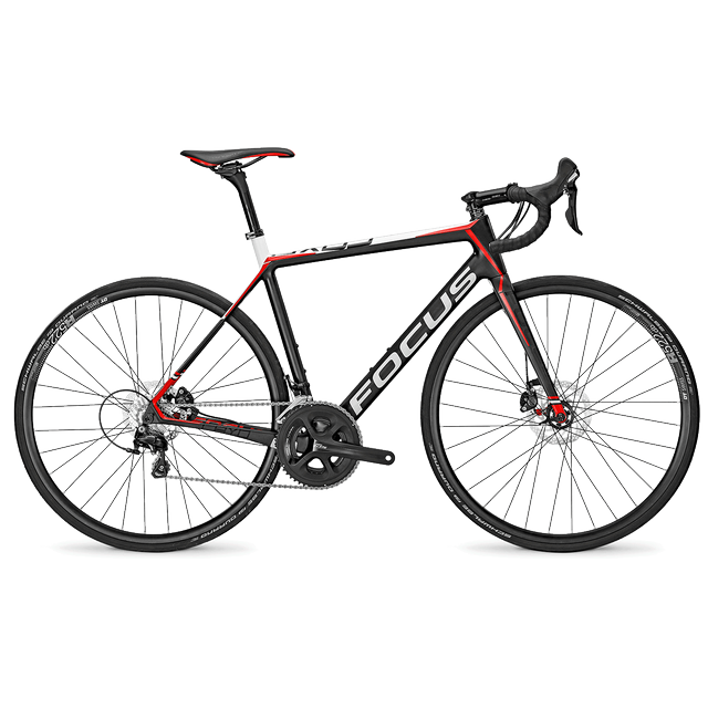 CAYO DISC 105 CARBON/WHITE/RED