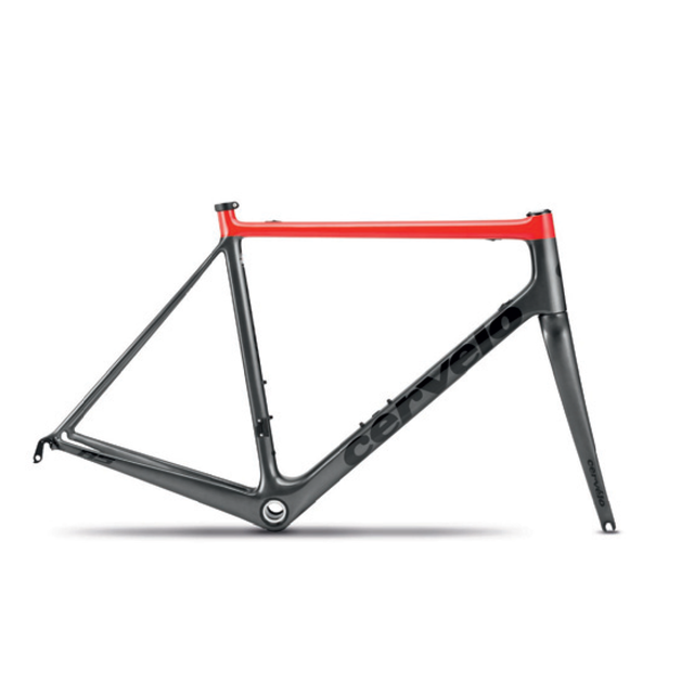 R5 FRAMESET darkgrey/red