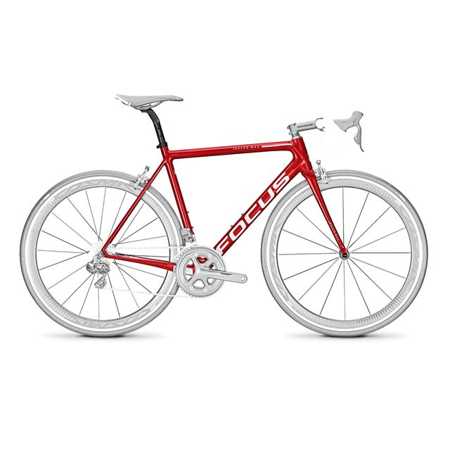 IZALCO MAX FRAMESET (MECHANICAL) CANDY RED