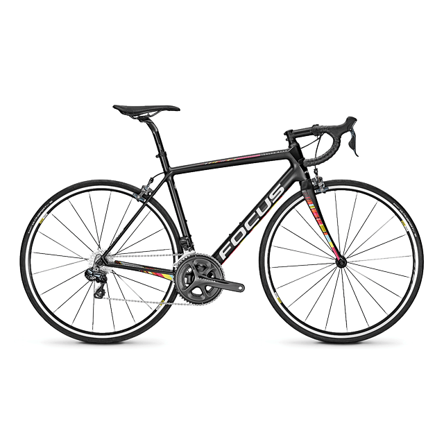 IZALCO RACE ULTEGRA Di2 BLACK FREESTYLE