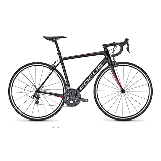 IZALCO RACE ULTEGRA BLACK-RED-WHITE
