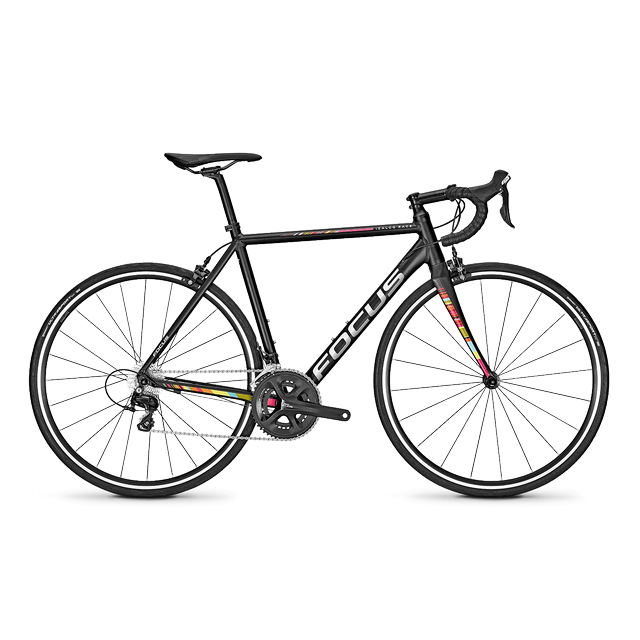 IZALCO RACE AL 105 BLACK FREESTYLE