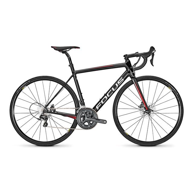 IZALCO RACE DISC ULTEGRA BLACK-RED-WHITE