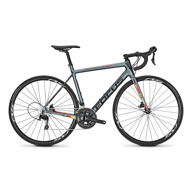IZALCO RACE DISC 105 BATTLE GREY FREESTYLE