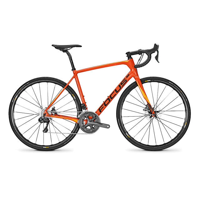 PARALANE ULTEGRA Di2 ORANGE SUNSET