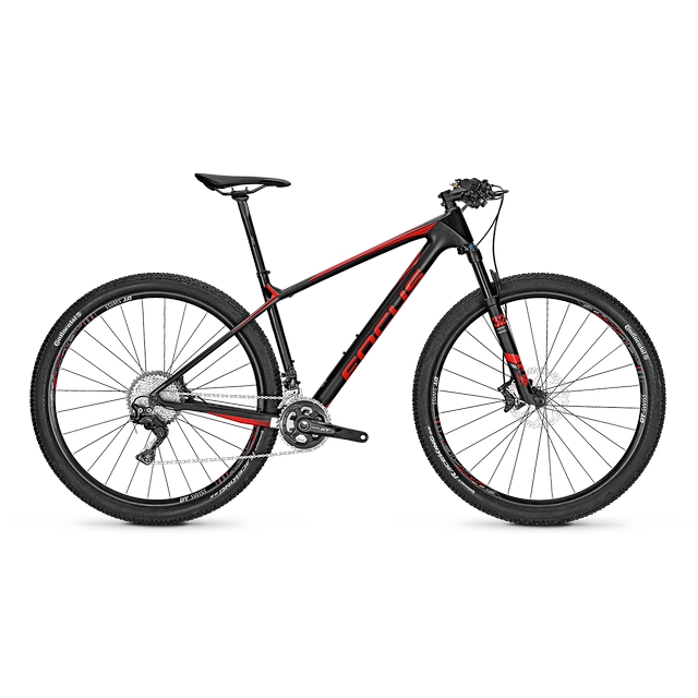 RAVEN MAX PRO CARBON MATT-RED