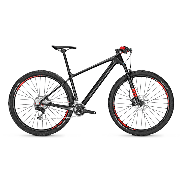 RAVEN EVO CARBON MATT-BLACK