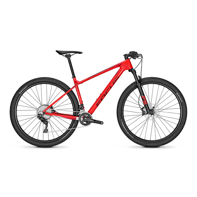 RAVEN EVO HOTCHILI RED