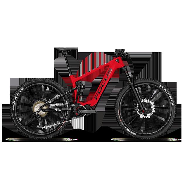 JAM2 C 29 RED-BLACK