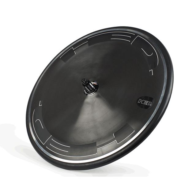 Jet Disc Plus Black Rear 24H 25mmx700c Shimano
