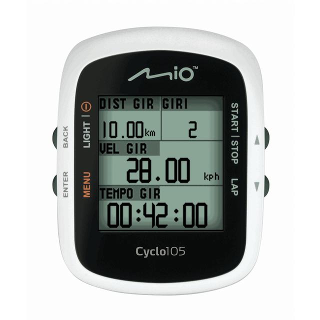 MIO CYCLO 105 HC INC HRM & CADENCE . .