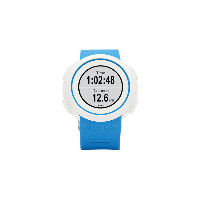 ECHO SMART RUN WATCH BLUE . .