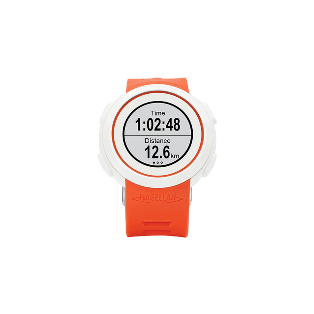 ECHO SMART RUN WATCH ORANGE . .