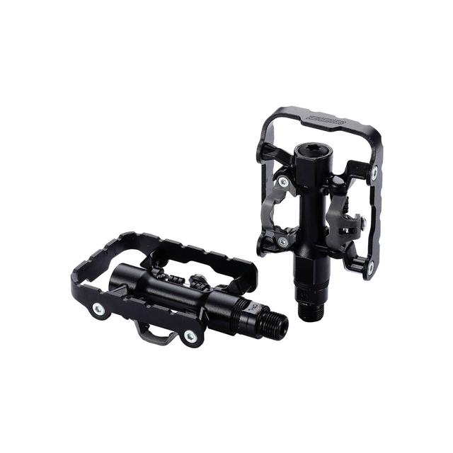 pedals DualChoice black