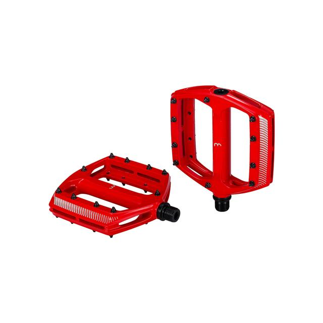 pedals CoolRide mtb red