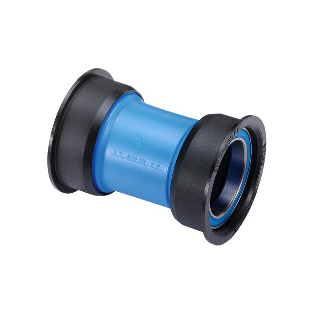 bottom bracket BottomPress PF30 MTB black