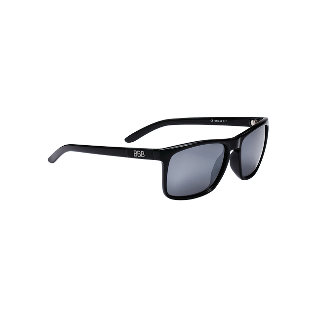 sunglasses Town PZ PC mirror polarised lenses glossy black
