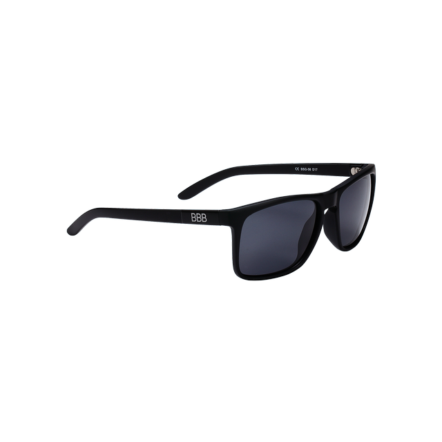sunglasses Town PZ PC Smoke polarised lenses matt black