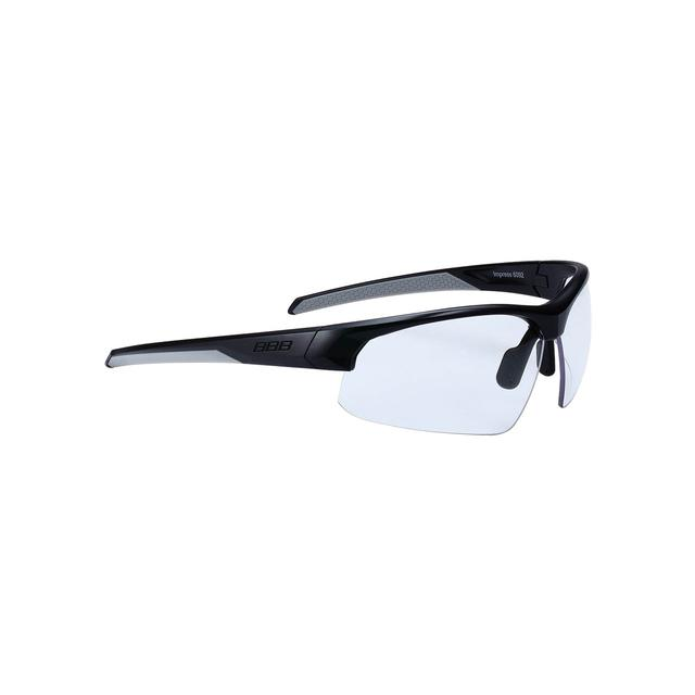 sunglasses Impress PC clear lens matt black