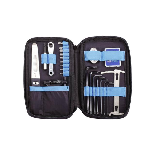 toolset Compactkit 7 pieces in softcase