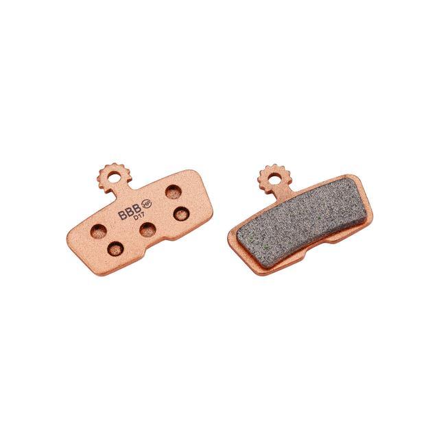 DiscStop HP comp.w/Avid Code R sintered w/spring copper