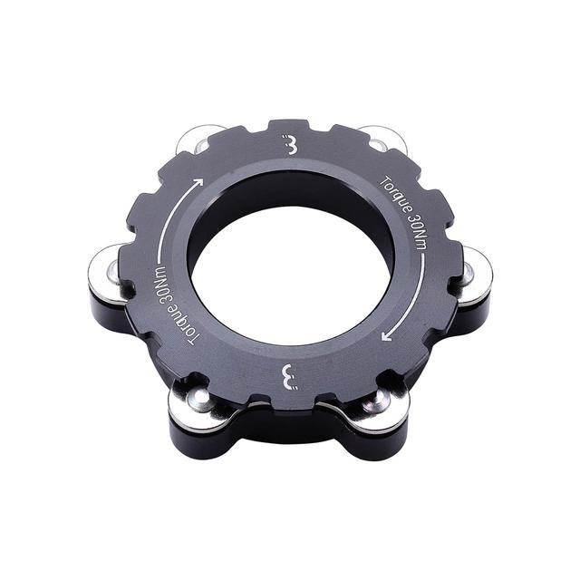rotor adapter CenterFit black