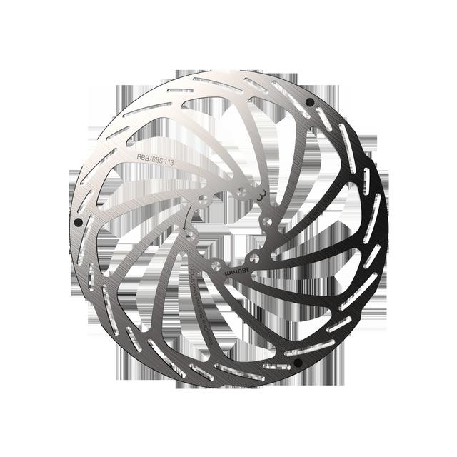 discbrake rotor PowerStop silver 180