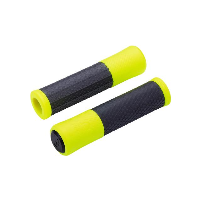 grips Viper black/neon yellow