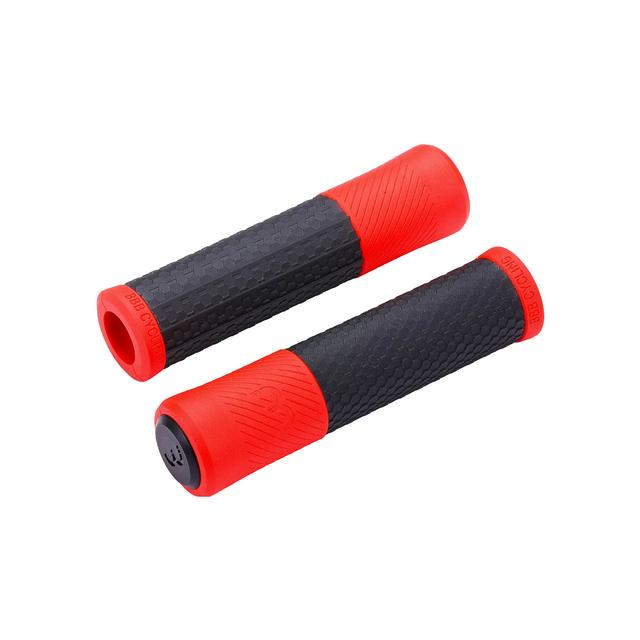 grips Viper black/red