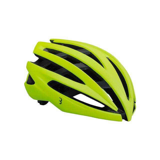 helmet Icarus matt neon yellow