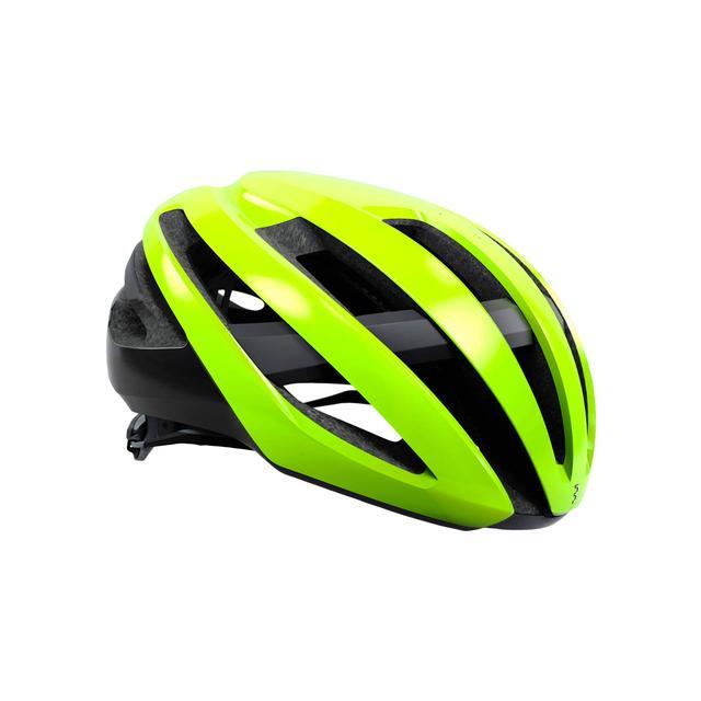 helmet Maestro glossy neon yellow