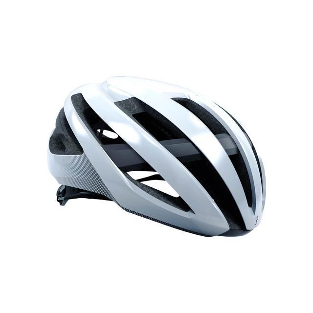 helmet Maestro glossy white