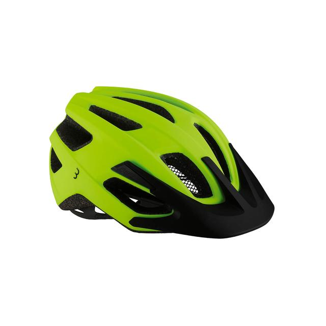 helmet Kite matt neon yellow