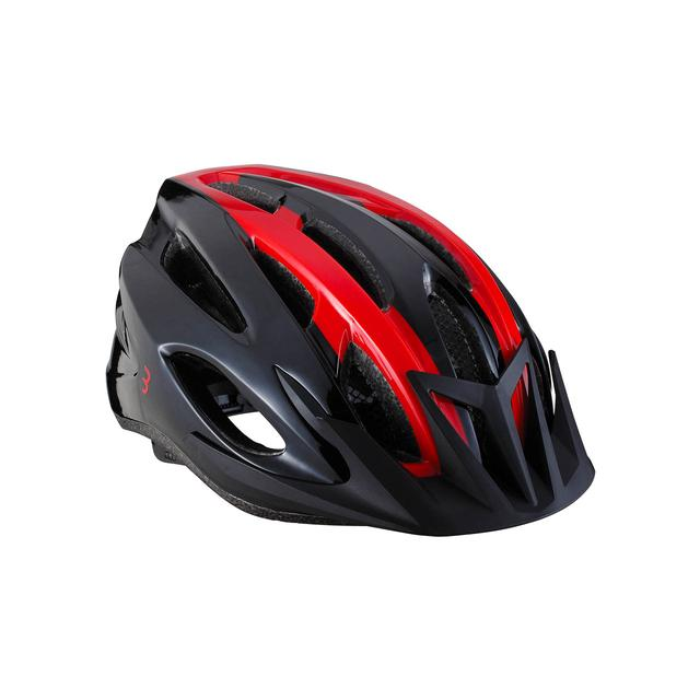 helmet Condor black red