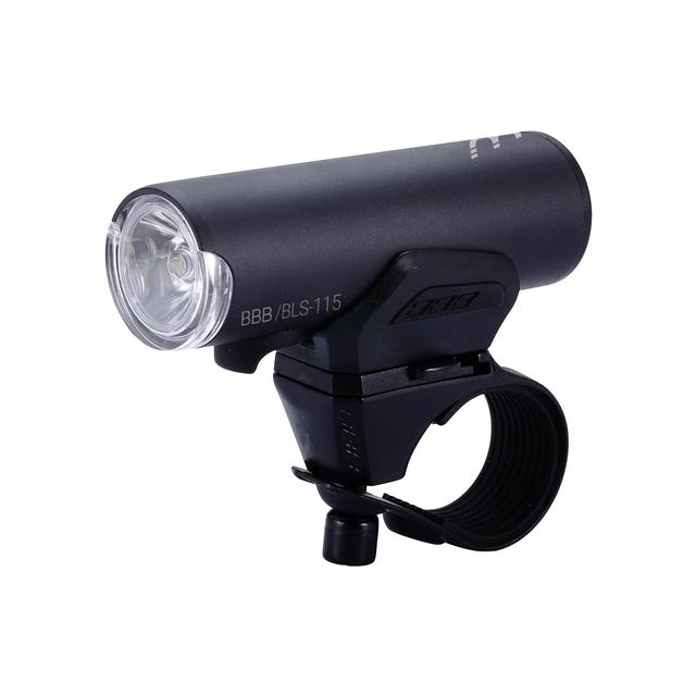 headlight Scout 200 lumen LED gray/black