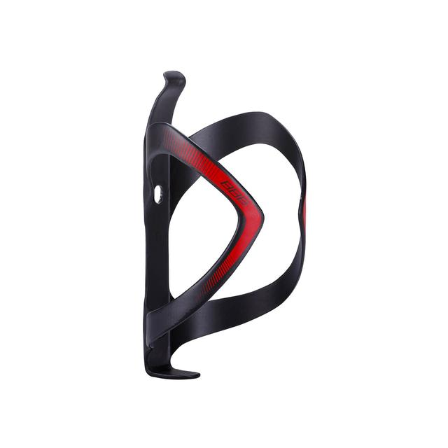 bottlecage FiberCage UD Carbon matt black red