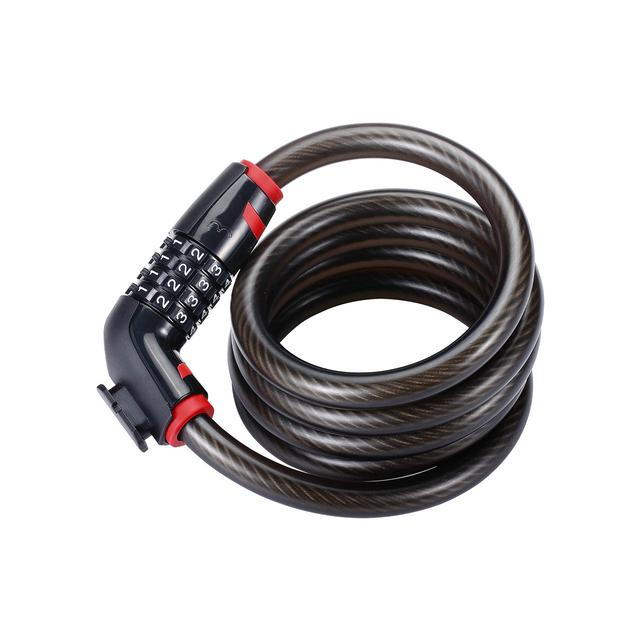 bicyclelock CodeLock coil cable combination lock