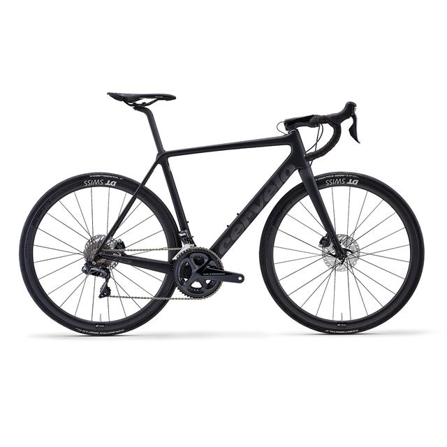 R5 DISC ULTEGRA Di2 BLACK/GRAPHITE