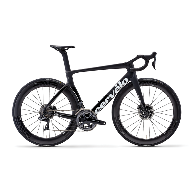 S5 DISC DA Di2 BLACK/WHITE