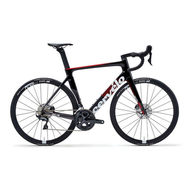 S3 DISC ULTEGRA GRAPHITE/RED