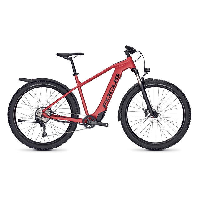 WHISTLER2 6.9 EQP RED DI