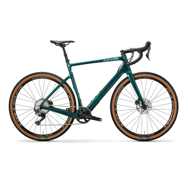 27 DI ASPERO GRX 1 Dark Teal/Light Teal