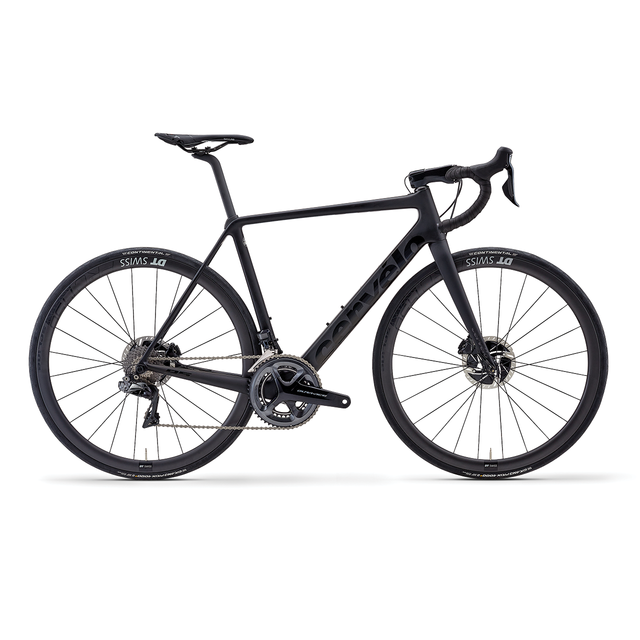 R5 DISC DA Di2 BLACK/GRAPHITE