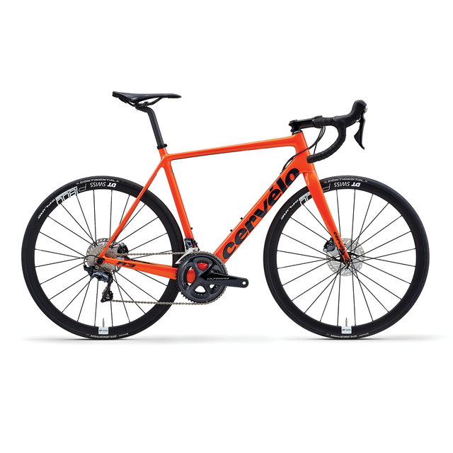 R3 DISC ULTEGRA ORANGE/BLUE