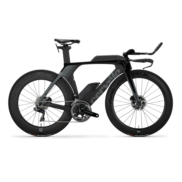 P5 Disc Dura Ace Di2 Black/Graphite