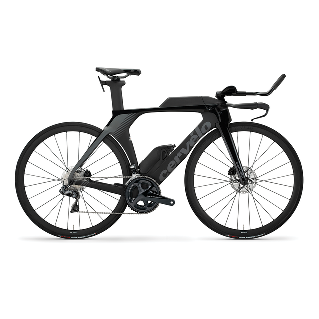 P5 Disc Ultegra Di2 Black/Graphite