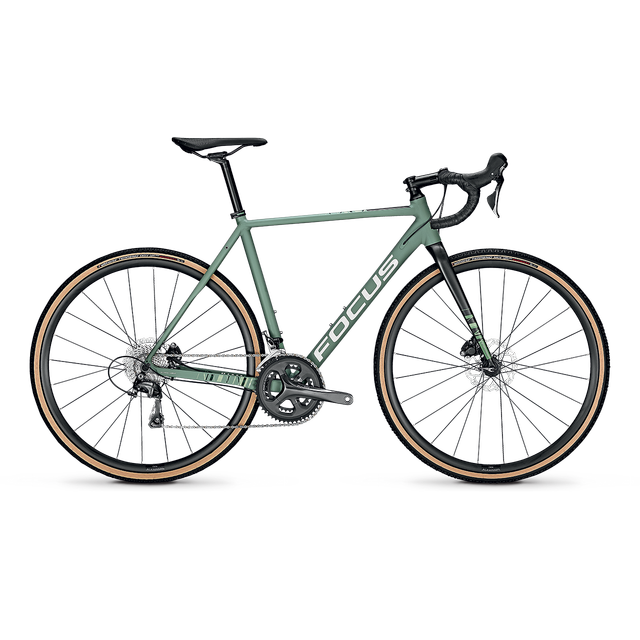 Mares 6.8 Mineral Green DI