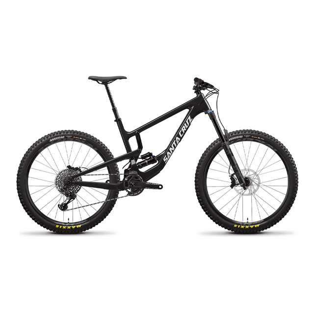 Nomad C S 27.5 Gloss Carbon 27
